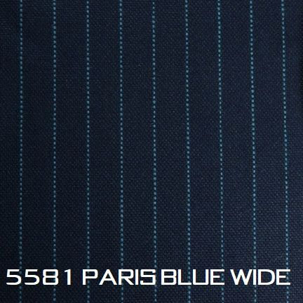 5581 PARIS BLUE WIDE