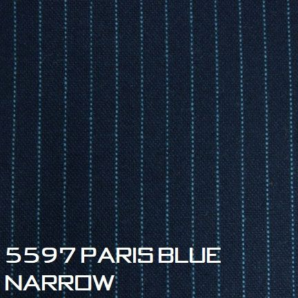 5597 PARIS BLUE NARROW