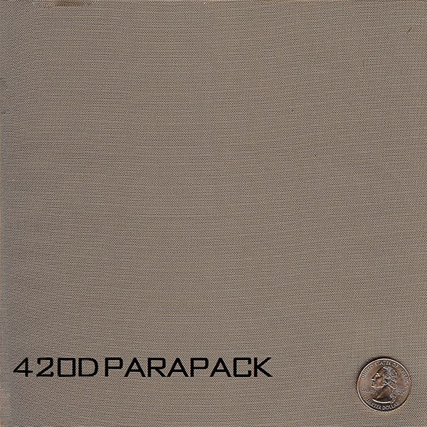 420D Beige - Nylon Pack Cloth
