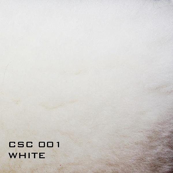 CSC001 White