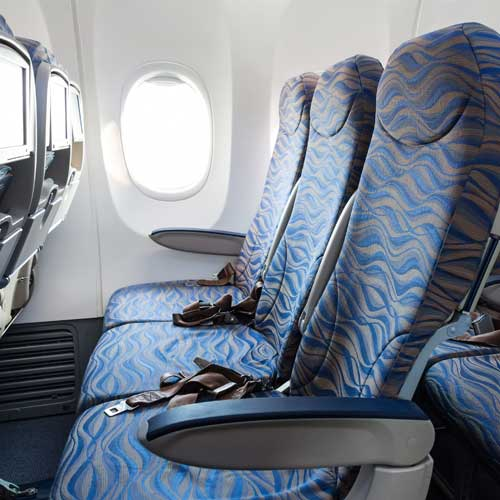 Aircraft Upholstery Fabrics - Spectra Interior Products